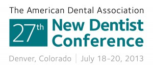 New Dentist Conference Logo
