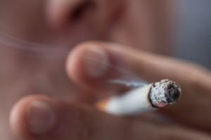 burning sigarette