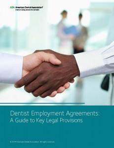 Dentist Employment Agreement Guide
