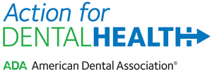 Action for Dental Health logo