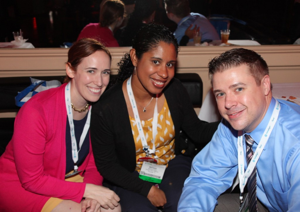 New Dentist Reception at the ADA's 2013 annual meeting in New Orleans.