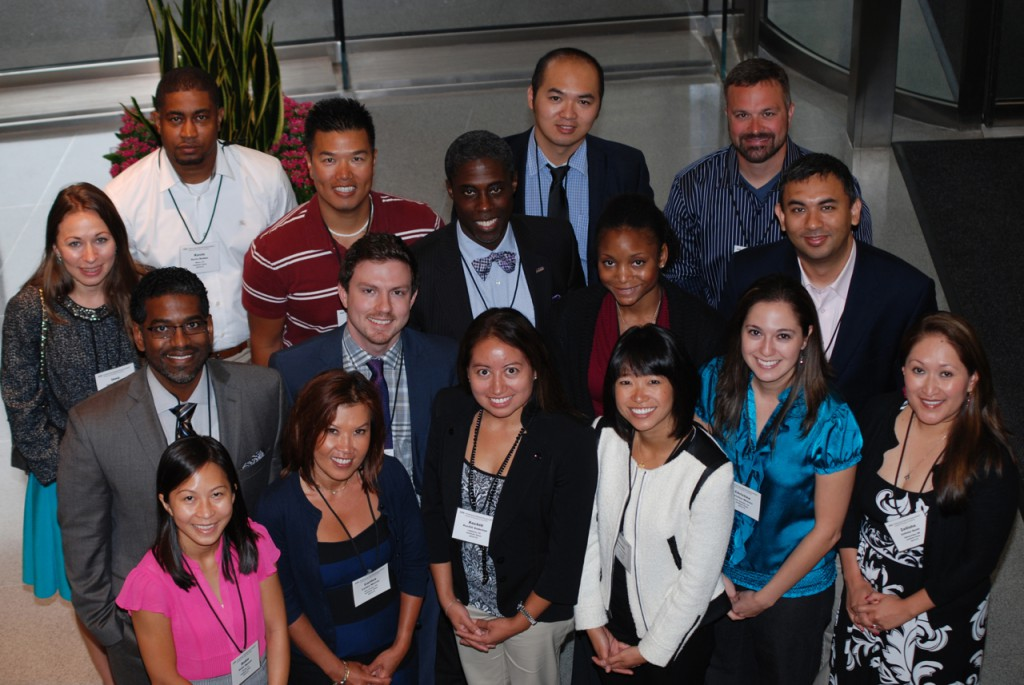 Institute for Diversity in Leadership 2014-15 class