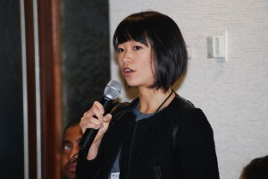 Dr. Amanda Hemmer, 2014-15 class member of the Institute for Diversity in Leadership