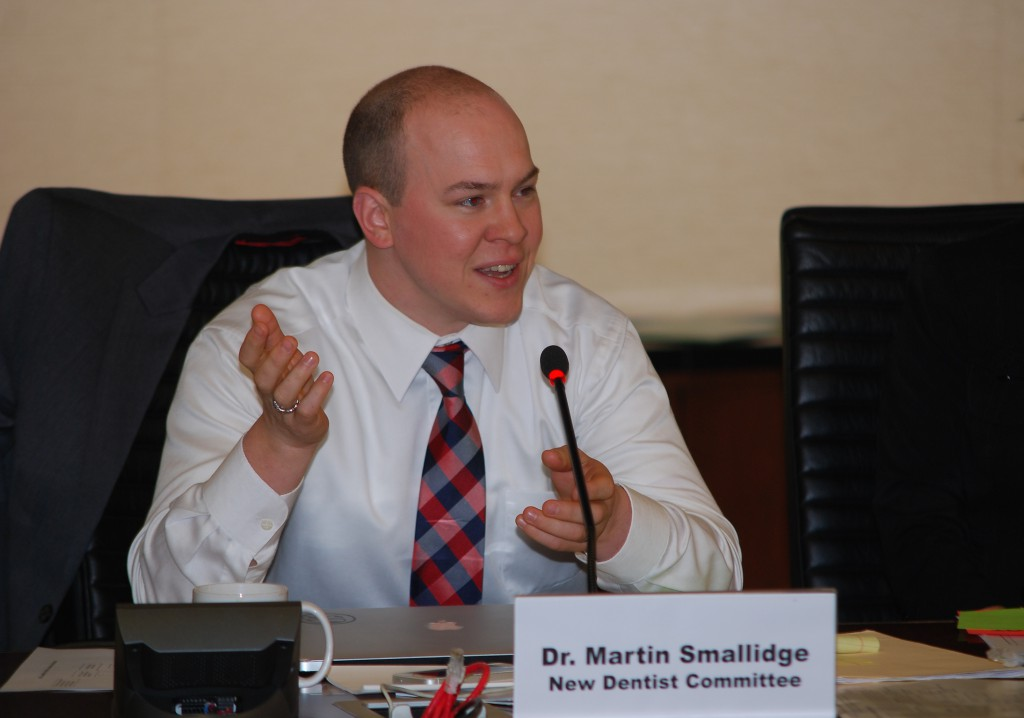 Dr. Martin Smallidge, District 4
