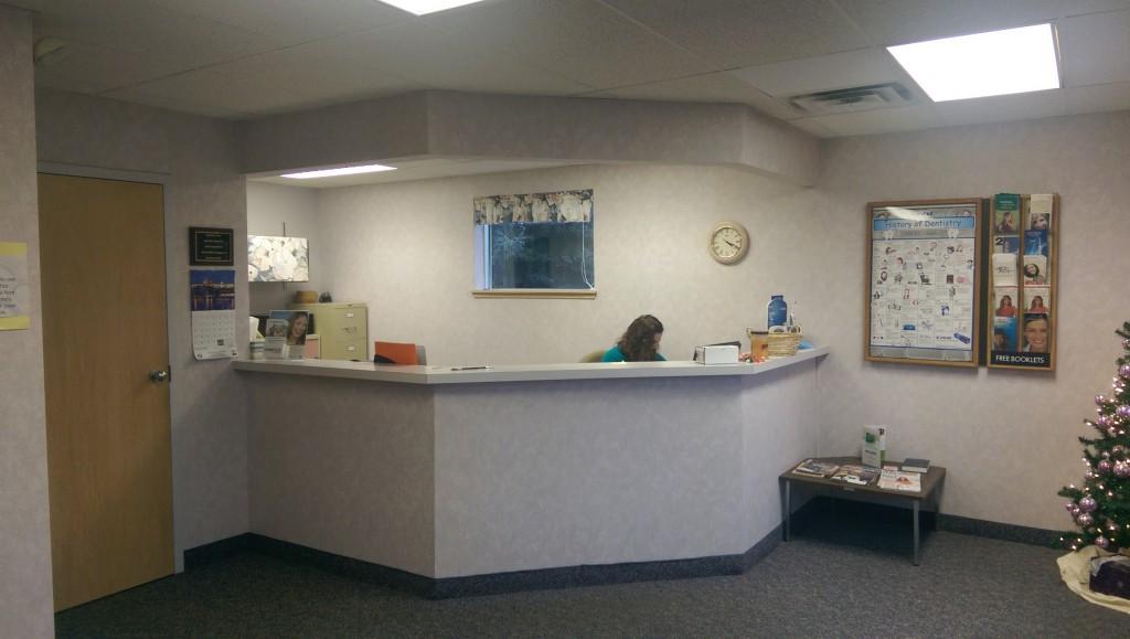 Lobby (Before)