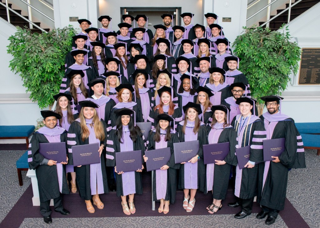 ECU dental school Class of 2015