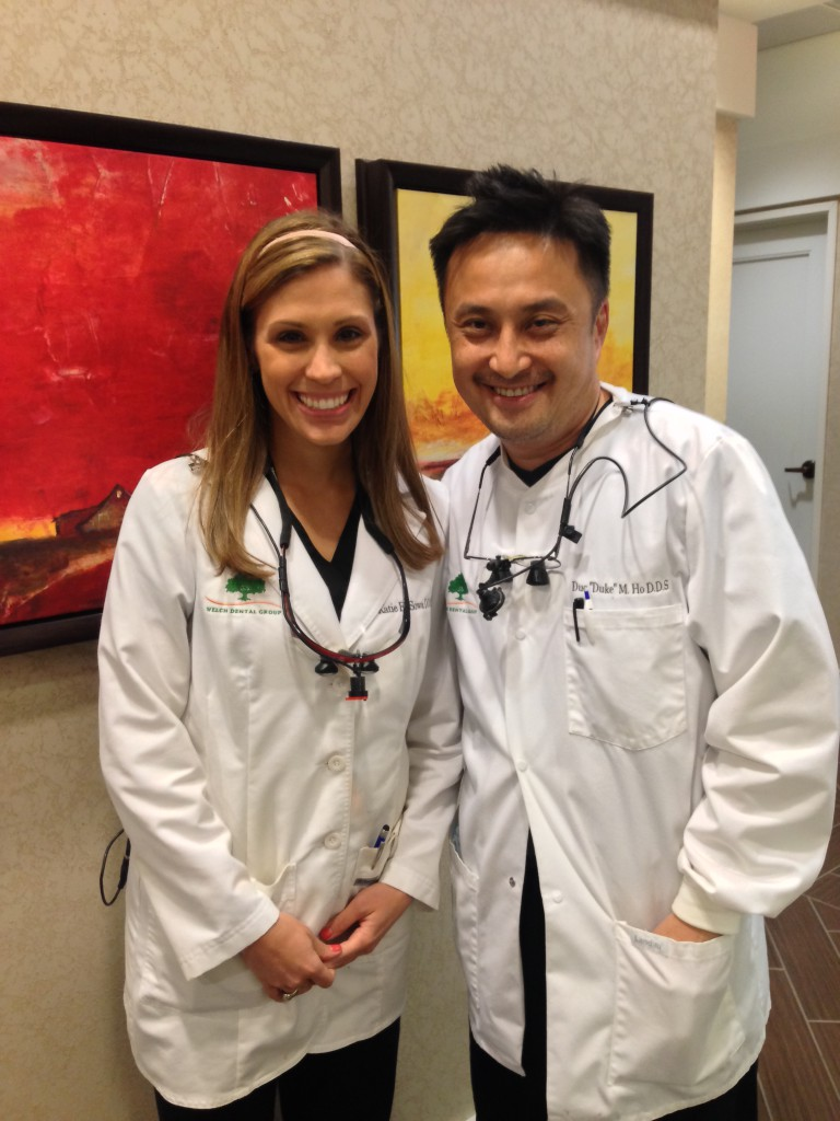 Dr. Sowa and Dr. Ho