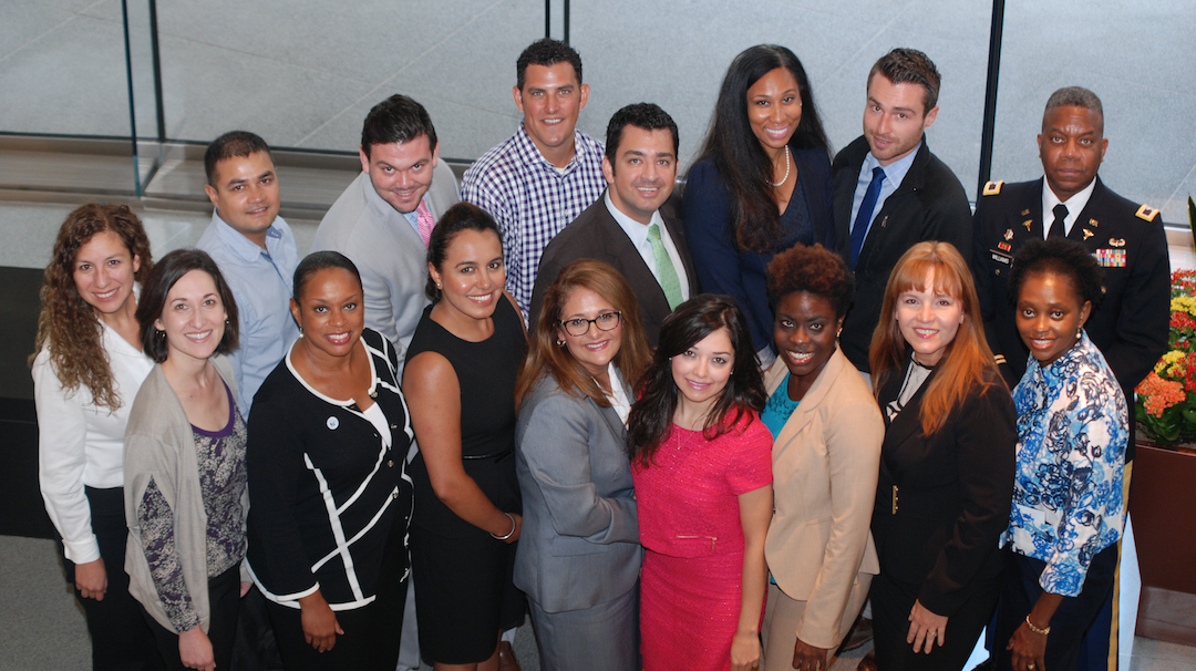 Institute for Diversity in Leadership 2015-16 class