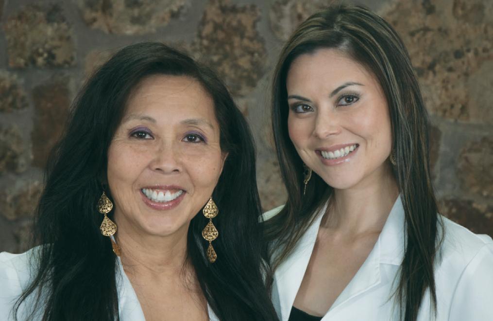 Drs. Donna and Jennifer Thompson